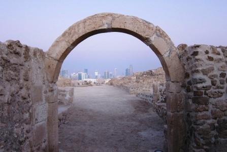 BahrainAn ancient fort in Bahrain 6