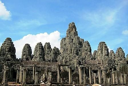 Cambodia Angkor Thom 6