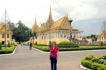 Cambodia Mara in Royal Palace