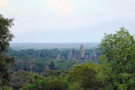 Cambodia Phnom Bakheng Sunset  11