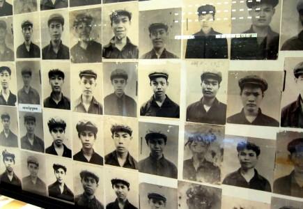 Cambodia Phnom Penh, S21 Executioners1
