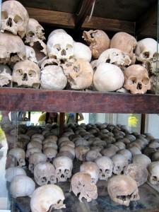Cambodia Phnom Penh The Killing Fields 2