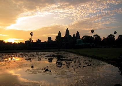 Cambodia Sunrise at Angkor Vat 13