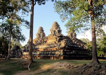 Cambodia Temple Takeo 1