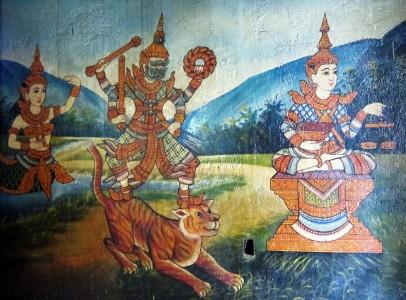 Cambodia Wat Phnom 4