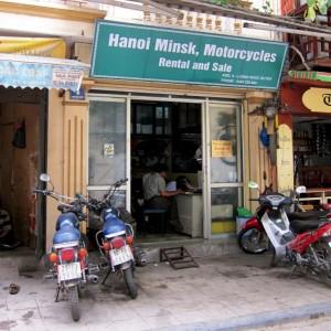Vietnam Hanoi Minsk