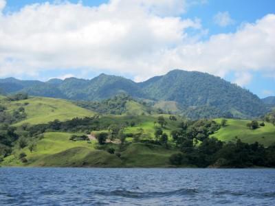 Costa Rica, Arenal lake 10