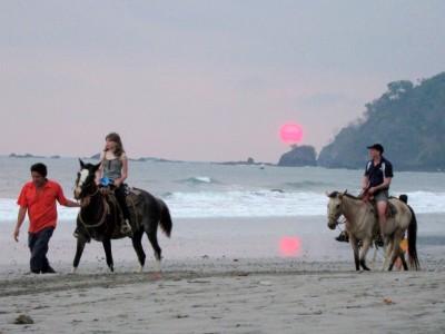 Costa Rica Manuel Antonio, sunset 12