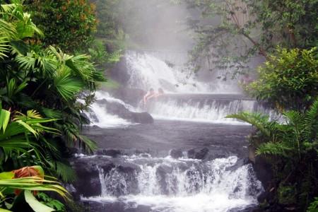 Costa Rica Tabacon hot springs 6