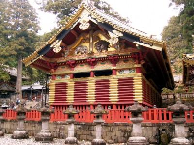 Japan Nikko temple 1