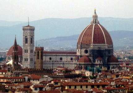 Florence, View from the top 2