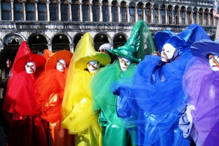 Italy part 1, Carnival 2