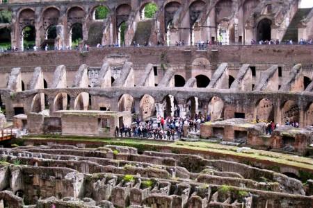 Italy, part 1, Coliseum