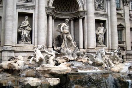 Rome, Trevi 1