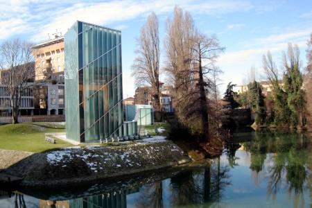 Italy, part 2, Padua, Libeskind