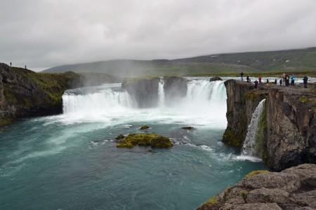 Iceland, Akureyri, Godafoss 2