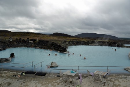 Iceland, Akureyri, Myvatn