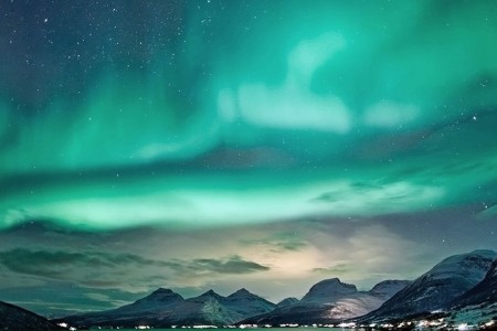 Iceland, Aurora Borealis 2