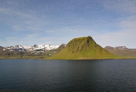 Iceland, Grundafjordum