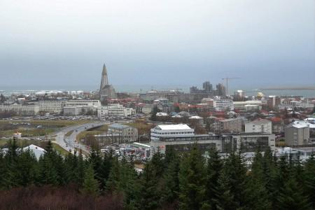 Iceland, Reykjavik 1