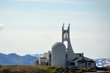 Iceland, church 1