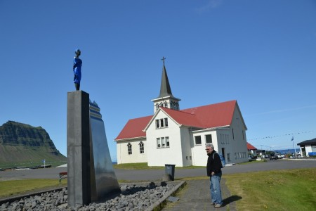 Iceland, church 2