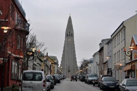Iceland, church 3