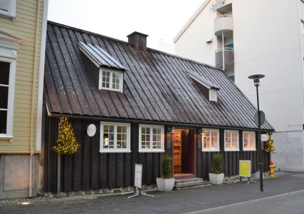 Iceland, oldest house