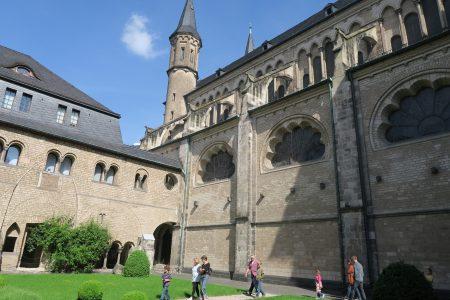 Munster cloister 1-5