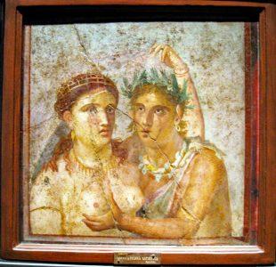 Archeological museum, secret capinet 1
