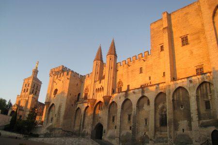 Avignon, Papal Palace 1