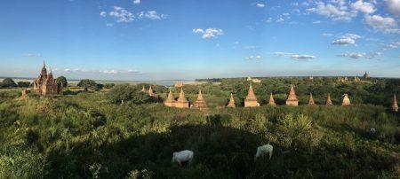 Bagan panorama 5-1