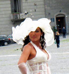 Naples, a bride-1