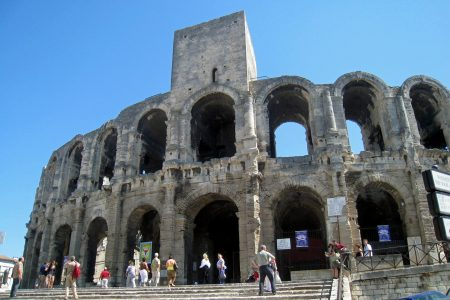 Roman Theater in Arles 1