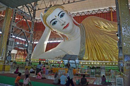 Chaukhtatgyi Buddha Temple 2-2