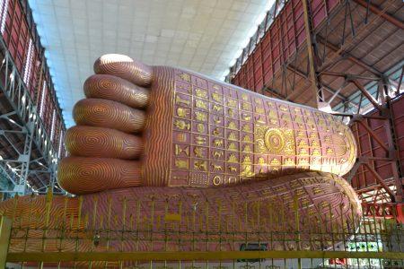 Chaukhtatgyi Buddha Temple 9-1