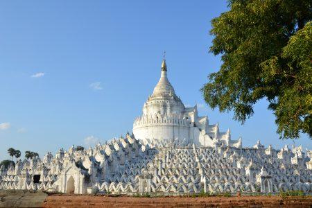 Hsinbyume pagoda 1