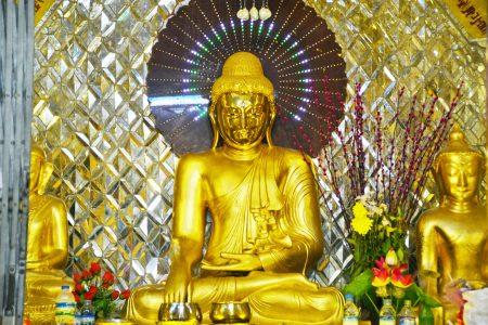 Kaungmudaw pagoda Sagaing 11