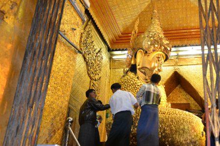 Mahamuni Buddha Temple 5