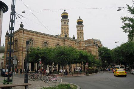Budapest synagogue 1-3