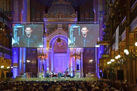 Budapest synagogue Jewish festival