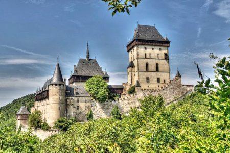 Karlshtein castle