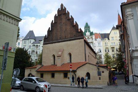 Staranova synagogue 7